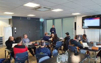 New Zealand hosted Coaches and Referees Courses