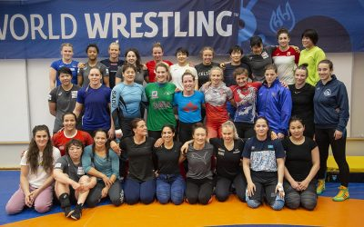Camp for Upper-Weight Women in Finland 2019