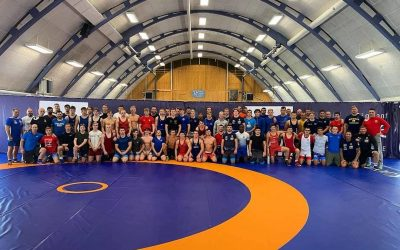 International Training Camp was Organized in KOTC 2020