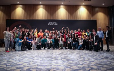 Women in Wrestling Global Forum 2019