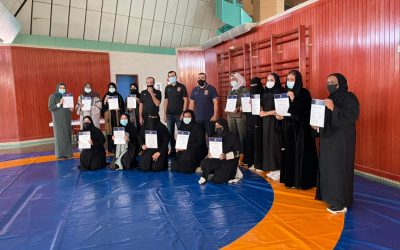 Saudi Wrestling Federation Hosts Introduction to Refereeing Course for New Female Referees